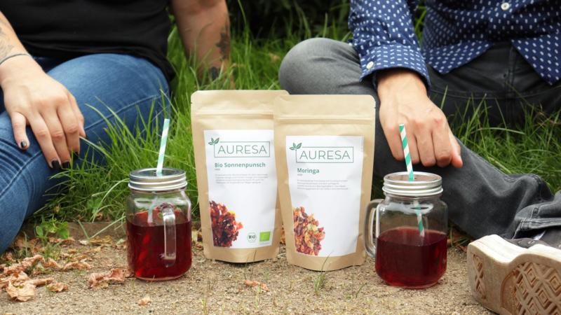 Moringa, my Summerlove Tea Experience