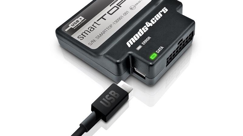 SmartTOP Cabriomodul für Bentley Continental GTC jetzt mit Plug and Play Kabelsatz