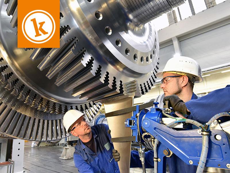 Die Werbeagentur für Maschinenbau