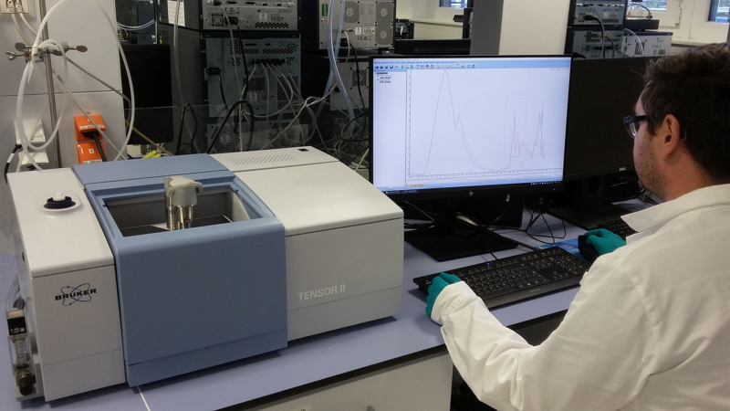 Protagen Protein Services (PPS) Invests in Further new PhysChem Analytical Capabilities with FT-IR