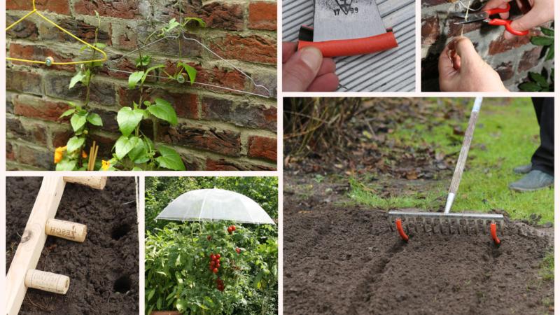 8 Livehacks für den Garten