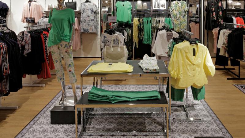 Adler Modemarkt in Freiburg setzt auf PIONEER TRADING