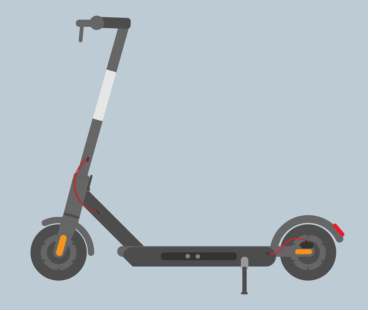 E-Scooter: Dienstliches Nutzungsverbot empfohlen