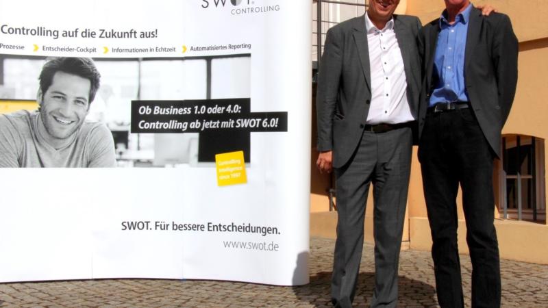 Das Digitale in alltägliche Abläufe integrieren: SWOT lädt zum Controller Dialog 2019  Offener kollegialer Austausch auf Augenhöhe in Spitzenlocation