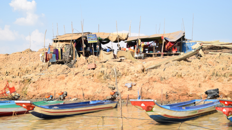 Entwicklungsländer: Technisches Ungleichgewicht hohe Fluchtursache