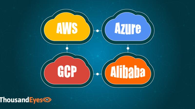 ThousandEyes erweitert globale Netzabdeckung für Multi-Cloud-Monitoring und bietet Unterstützung für Alibaba Cloud