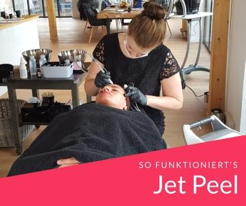 Das weltbeste Treatment: Jet Peel – Das Schönheitsgeheimnis von Stars wie Heidi Klum oder den Kardashians