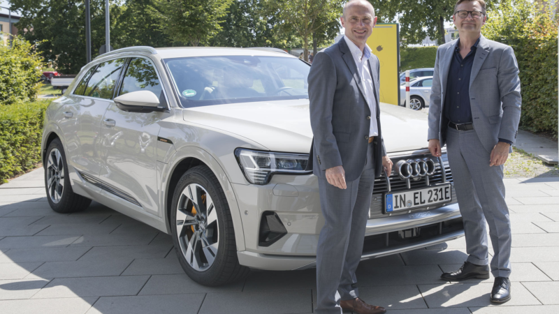 Vernetzt fährt gut – E.ON-Tochter Bayernwerk AG und Branchenverband VDA bringen gemeinsam Elektromobilität voran