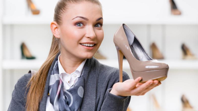 Modische Schuhe große Größen Damen im Shop von schuhplus bestellen