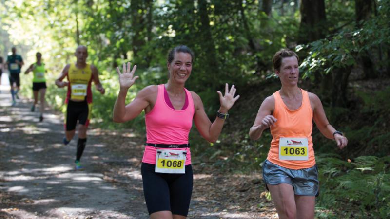 Natur pur: Auf zum 14. Pfälzerwald-Marathon!
