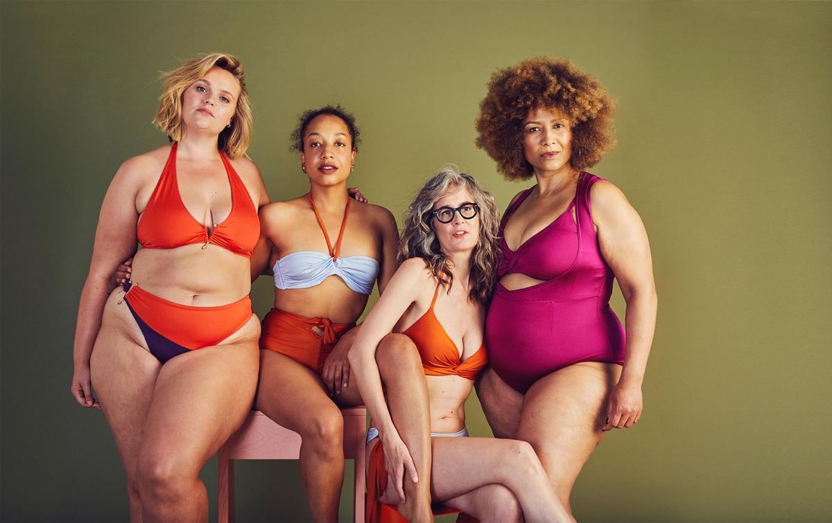 Bikini & Co: Stylische Bademode für Curvys