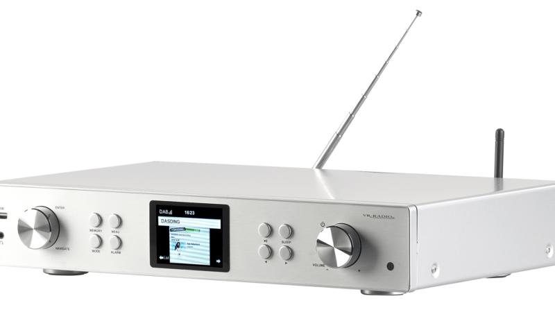 VR-Radio Digitaler WLAN-HiFi-Tuner IRS-711.HiFi