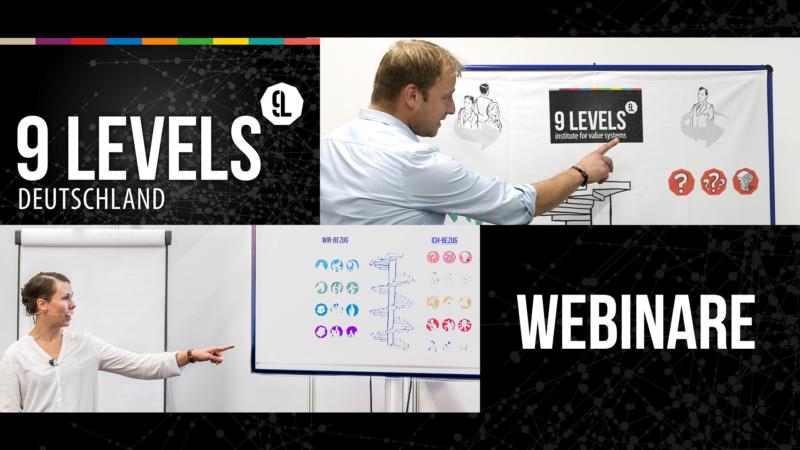 Neue Webinar-Reihe von 9 Levels Deutschland