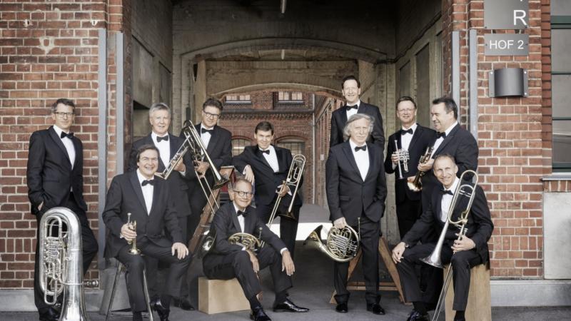Benefizkonzert mit German Brass erbrachte über 4.000 Euro