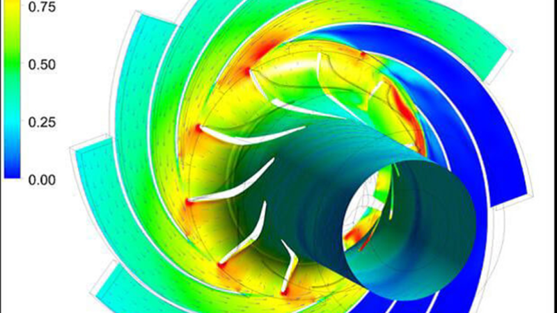 Novel concept of exhaust gas tract improves turbocharging in combustion engines