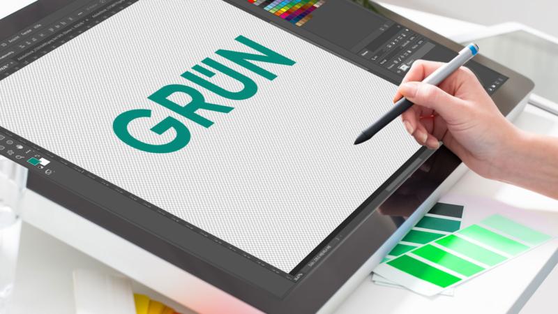 GRÜN Gruppe mit neuem Corporate Design