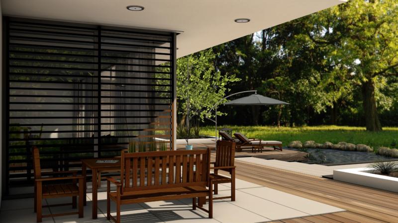 Wenn der Bauherr Druck macht: Herbst-Lösungen für Balkone und Terrassen