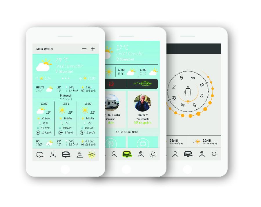 Smarter Reisehelfer: kostenlose easydriver App