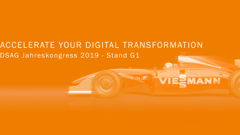 cbs beschleunigt die Digitale Transformation