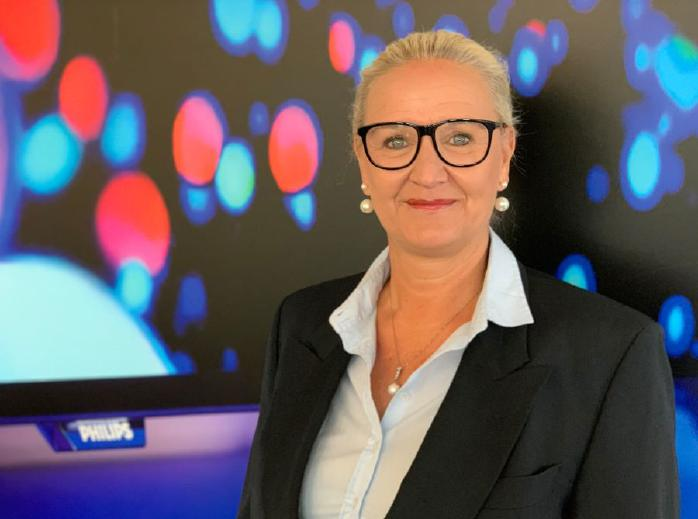 Elke Winkler verstärkt das Sales Team DACH bei Philips Professional Display Solutions