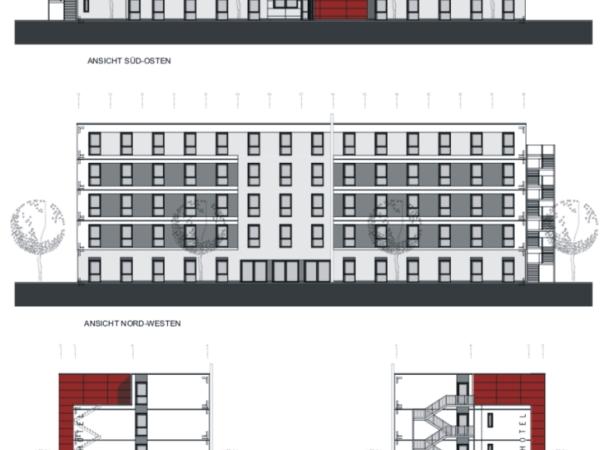 Hamburg – innovatives, energieeffizientes Hotel-Projekt in Wandsbek
