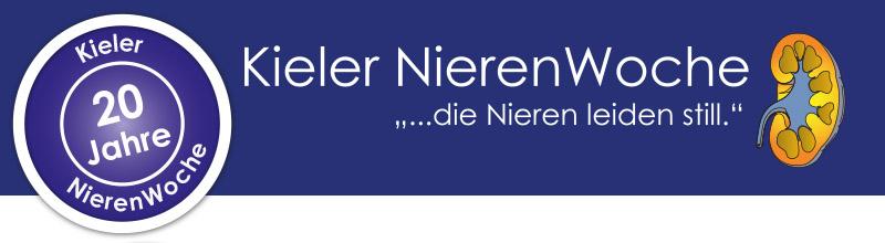 Kiel: 20. Kieler NierenWoche – 20 Jahre im Zeichen der Prävention