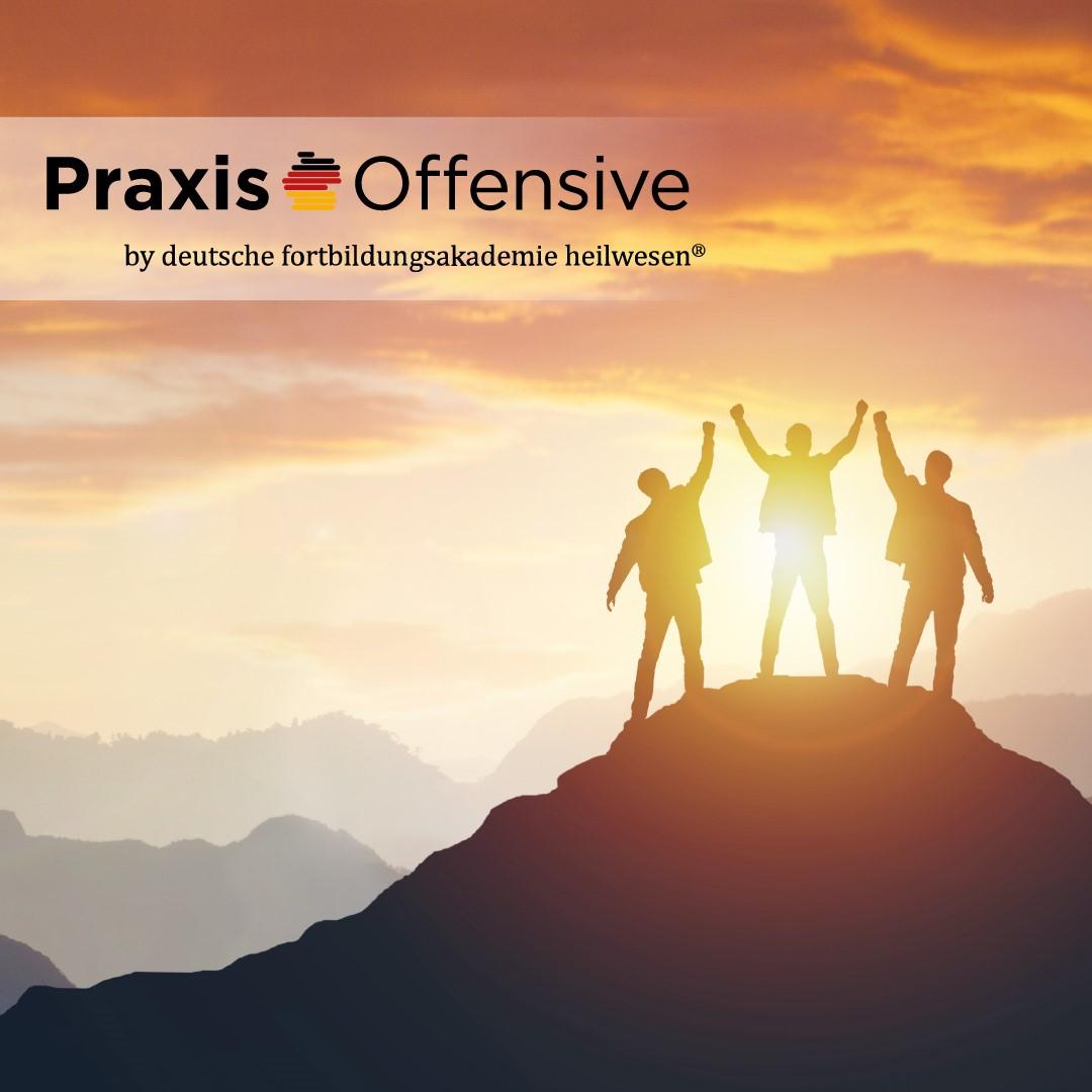 PraxisOffensive für die Arztpraxis / Zahnarztpraxis – Ihr Erfolg ist freiwillig