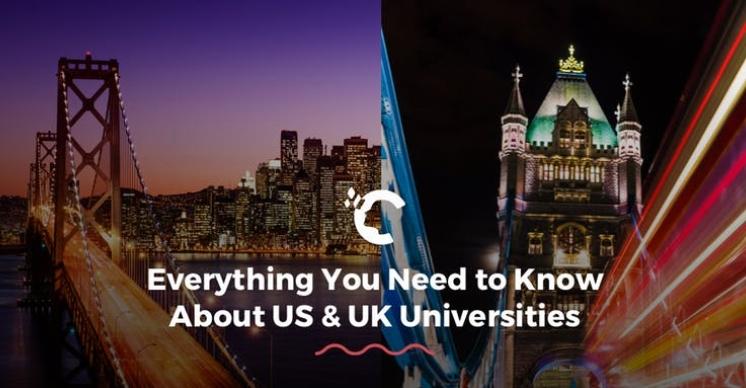 Alles was man über ein Auslandsstudium in US oder UK wissen muss!