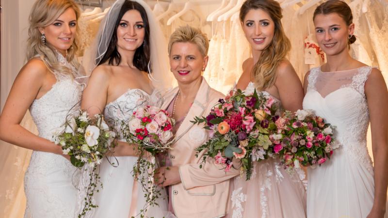 """Haus der Braut & Gentleman auf der Messe """"Feste feiern"""" in Mönchengladbach"""
