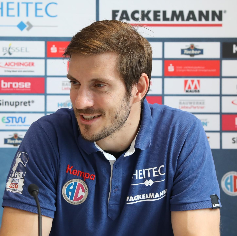 HC Erlangen will den nächsten Heimsieg einfahren
