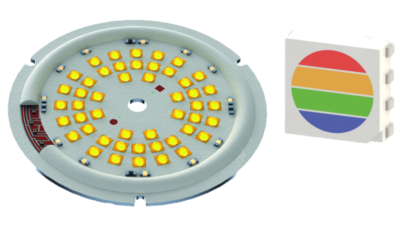 Programm an Vollspektrum-LEDs bei euroLighting