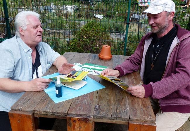 """CONTRA-Initiative gegen Hepatitis-C feiert Jubiläum – """"Buddy""""-Pilotprojekt zeigt Erfolge"""