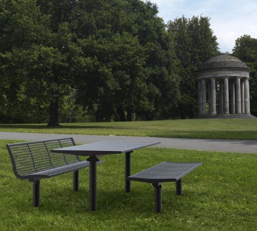 Sitzgruppen für Außenbereiche – stilvolle Lösungen in hoher Materialqualität