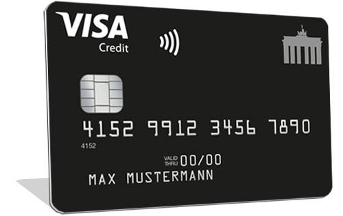 Gebühren sparen mit Deutschland-Kreditkarte Classic