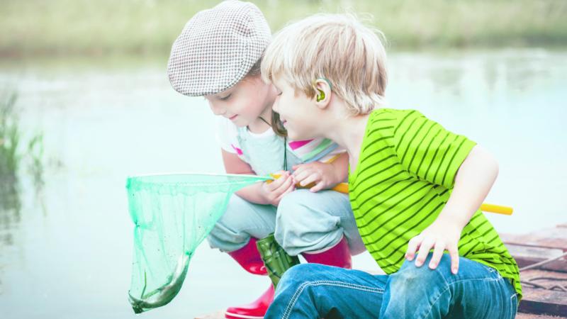 Phonak Sky M: Voller Klang für Kinderohren  den ganzen Tag