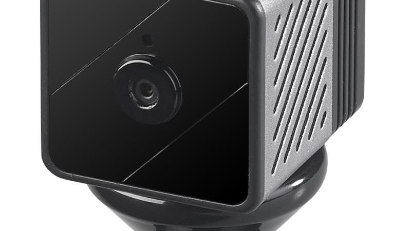 7links Micro-IP-Kamera IPC-80.mini mit Full-HD, Akku, PIR