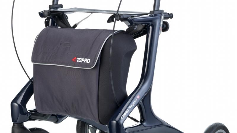 """Neu bei TOPRO: Carbon-Rollator """"Pegasus"""""""