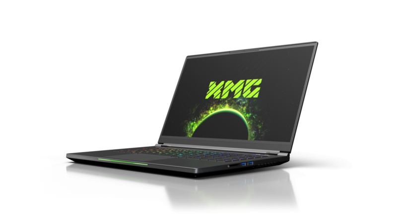 XMG FUSION 15: Ultra-schlanker Gaming-Laptop in Kooperation mit Intel®