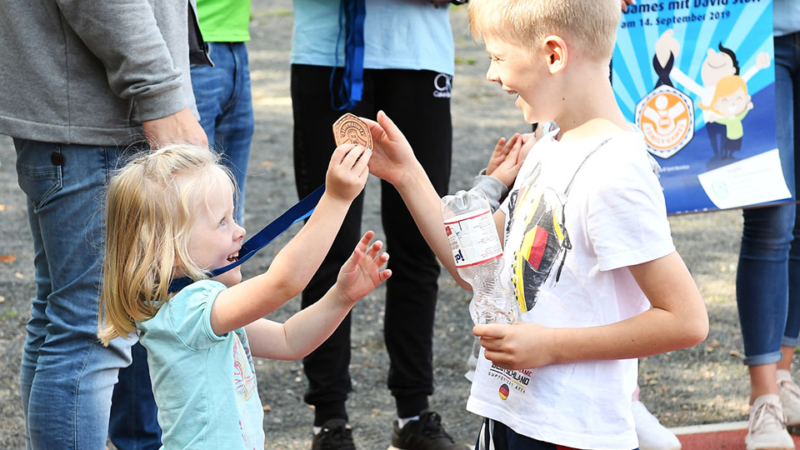 BIG direkt gesund bringt Familien mit viel Spaß in Bewegung