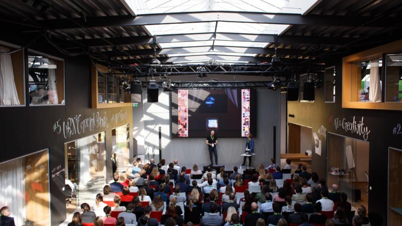 UBX Konferenz 2019: Digital Leader von heute und morgen