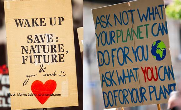 Themenabend Altersversorgung: Friday For Future erfordert Anpassungen der persönlichen Spar- und Anlagestrategien