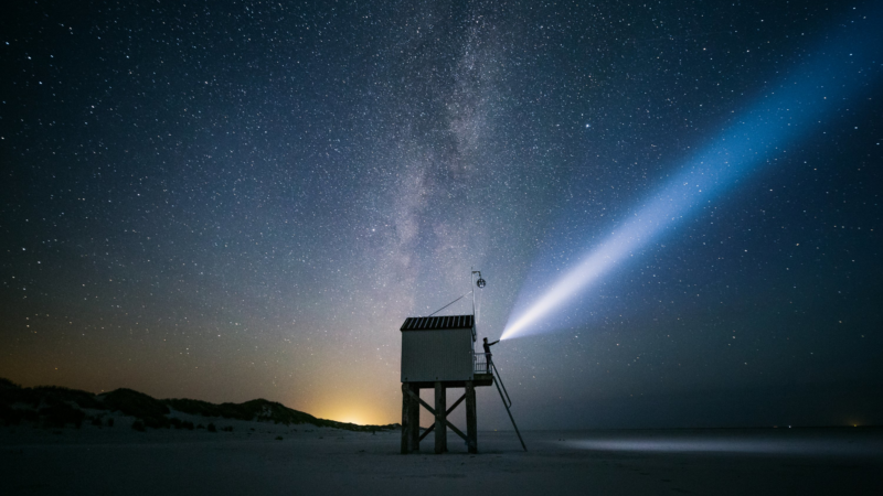 Sternklare Inselnächte – Fünf Naturerlebnisse auf den niederländischen Watteninseln