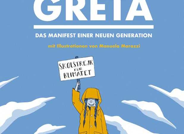 """""""Mein Name ist GRETA"""" – Das Buch zur Klimadiskussion"""
