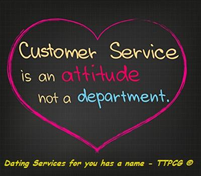 Dienst am Kunden wird täglich gelebt bei TTPCG ®