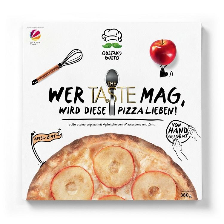 """Kooperation: SAT.1-Kochshow """"The Taste"""" und Gustavo Gusto"""