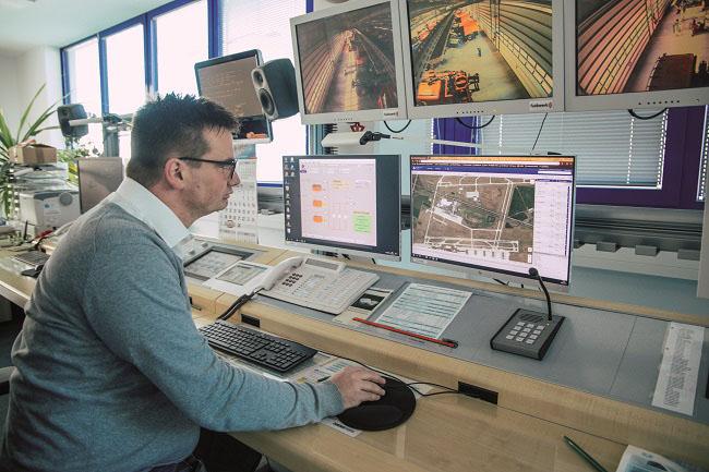 Flughafen Leipzig/Halle optimiert seinen Winterdienst mit intelligenter Navigationslösung