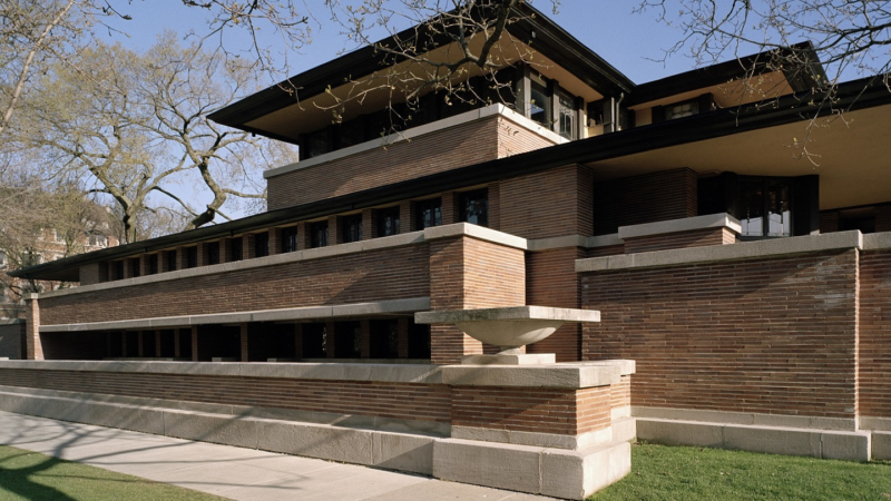 Frank Lloyds Wrights Erbe – zwei neue UNESCO Welterbestätten in Illinois