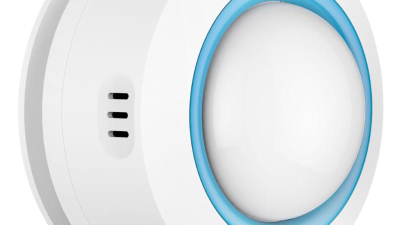 Luminea Home Control WLAN-Temperatursensor