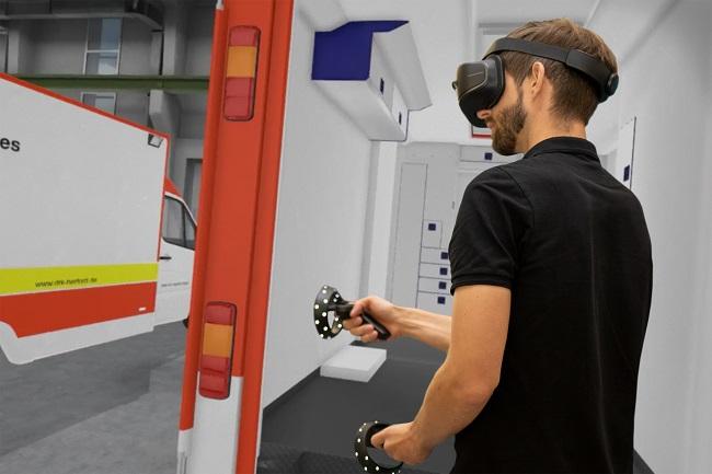 Mit Virtual Reality schneller und besser ausbilden – erste Praxis-Anwendungen starten