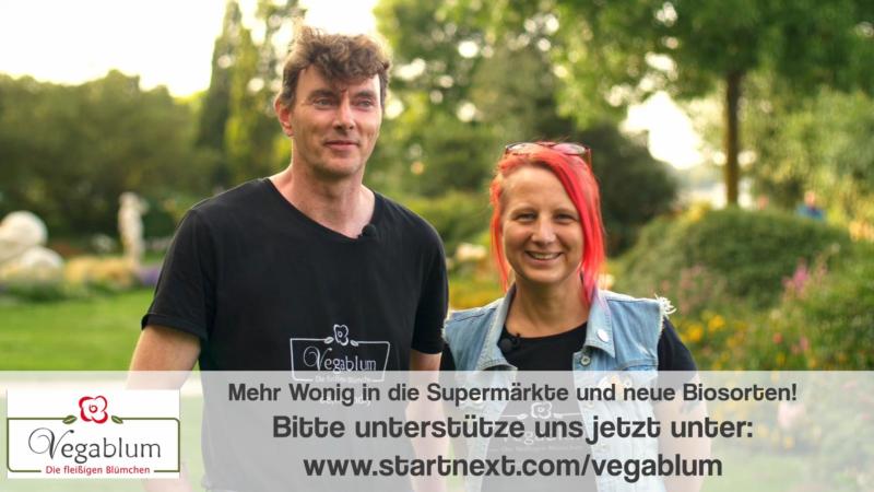 Spannendes Crowdfunding von Vegablum
